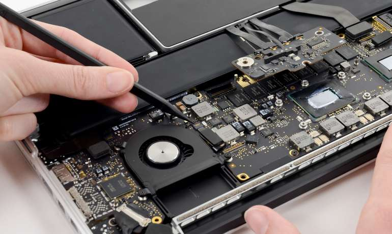 Macbook Reparation