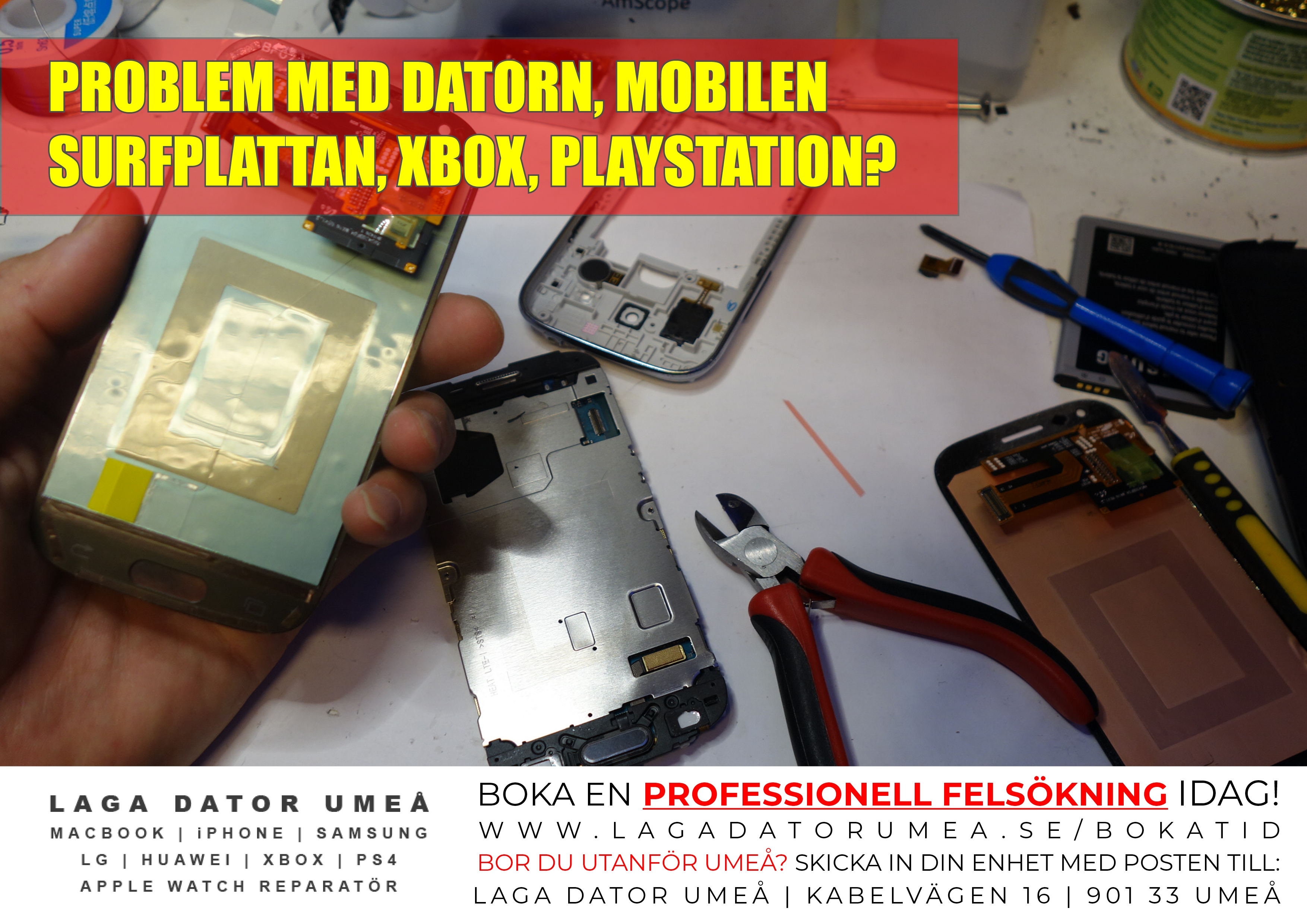 Fixa iphone Android
